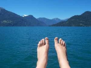 Lago Todos Los Santos, Southern Chile