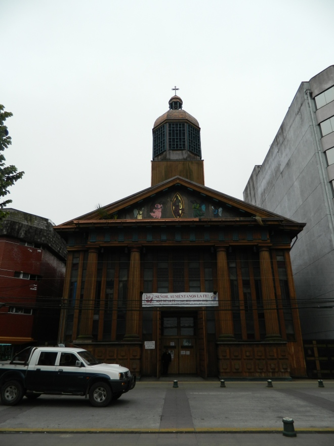 Iglesia en Pto. Montt