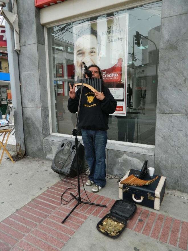 Musica Andina en Pto. Montt