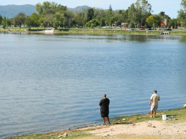 Lago de Carlos Paz