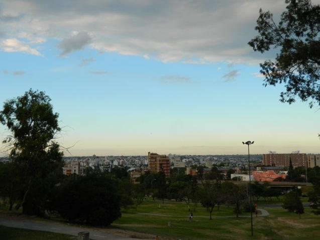Vista panorámica de Córdoba