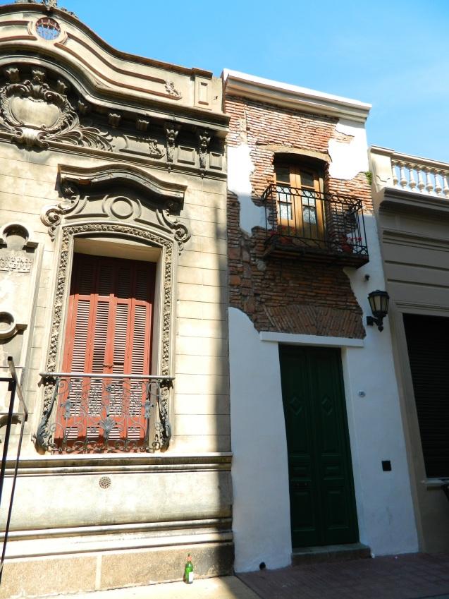 La casa más angosta de Buenos Aires en San Telmo