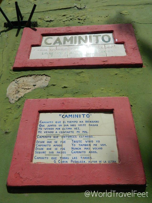 Caminito 8