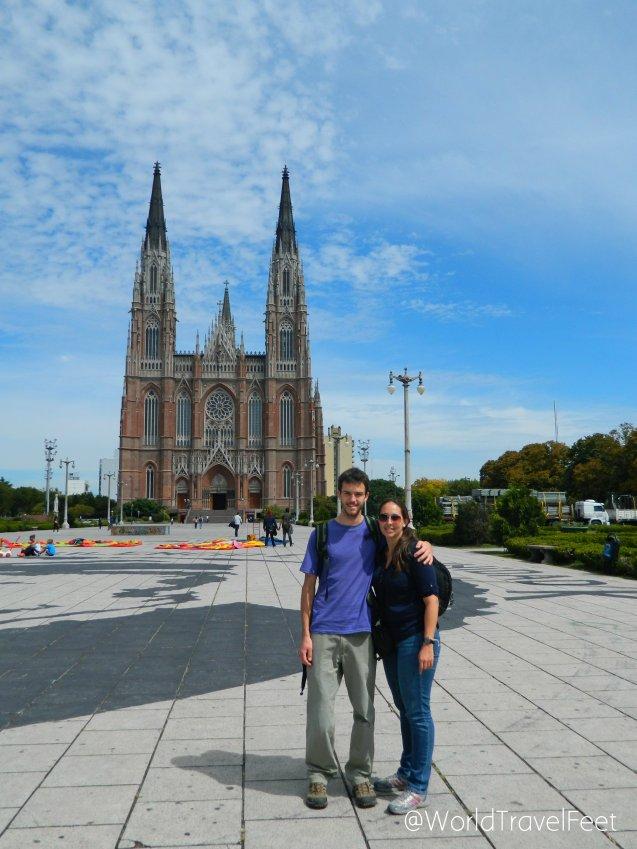 Reencuentro de primos en La Plata