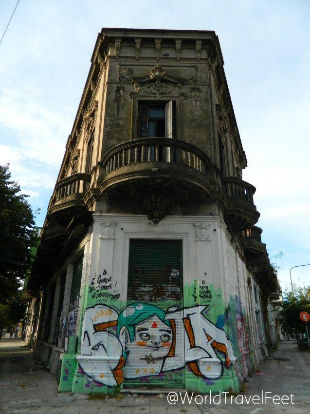 Contrastes en La Plata