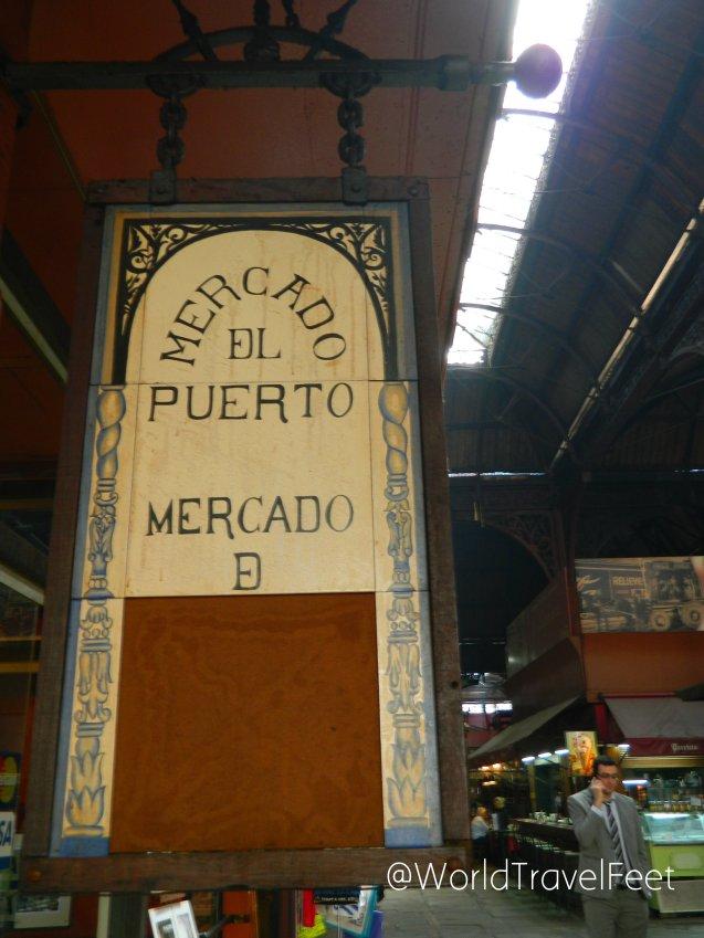 Mercado El Puerto