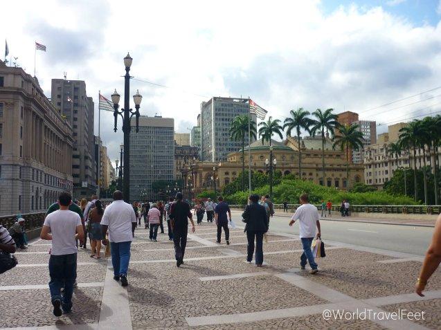 Caminando Sao Paulo.