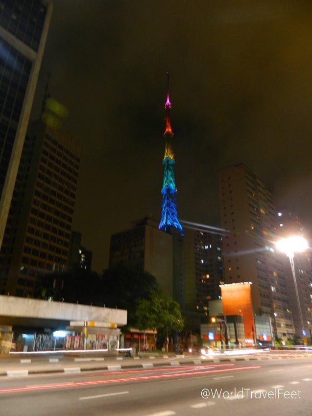 Los colores de la noche...