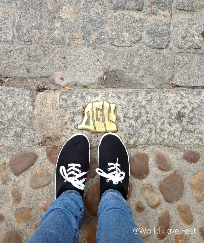 Caminando Segovia