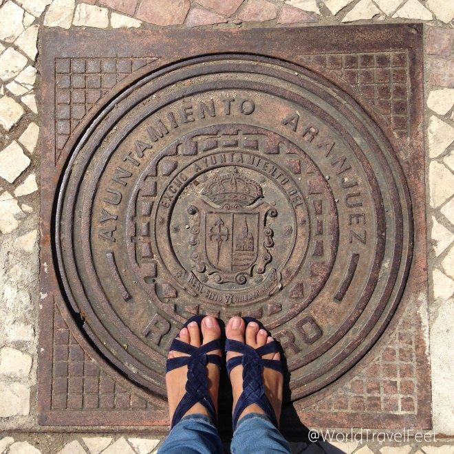 Caminando Aranjuez