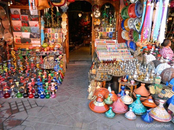 Regatear en países como Marruecos es lo más común y normal del mundo, pero a pesar de eso ¡NO PUDE!