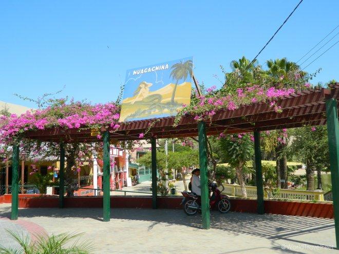 ¡Bienvenidos a Huacachina!