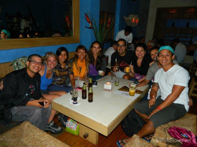 ¡VIAJEADICTOS en Lima!