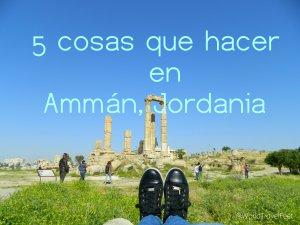 Ammán, Jordania Portada