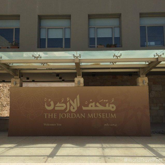 Museo de Jordania.