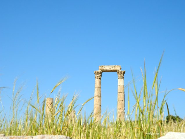 Templo de Hércules.