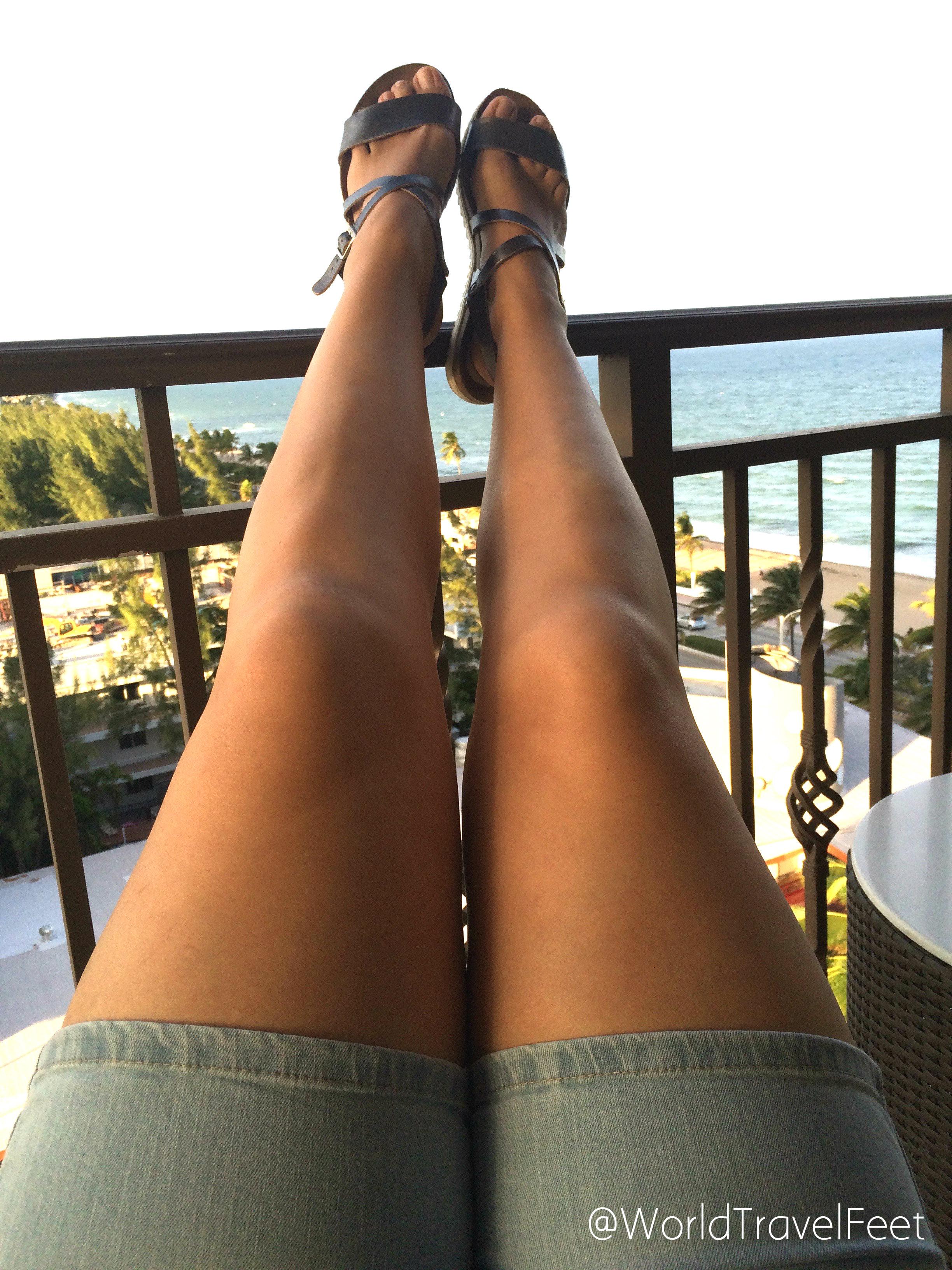 Piernas balcon FLL